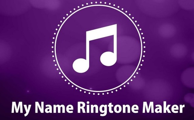 make your name ringtone for Free